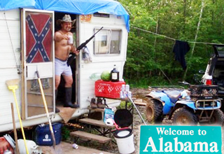 Redneck in Alabama