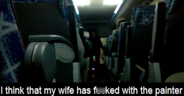 Korean Tour Guide Tells A NSFW Joke To A Bus Full Of Tourists