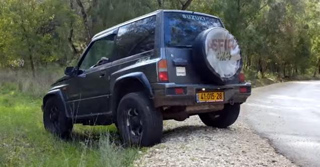 Guy Creates Epic Commercial To Sell His Suzuki Vitara '96