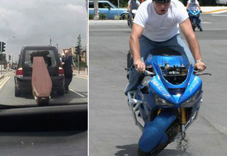 Accidents That Will Make You Feel Better About Your Fender - 22 pictures that will make you feel better about the world
