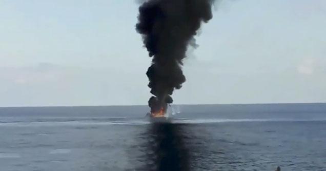 somali pirates get rekt by the navy