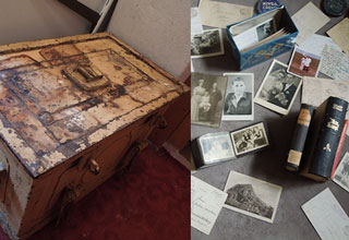 Woman finds disturbing and interesting time capsule