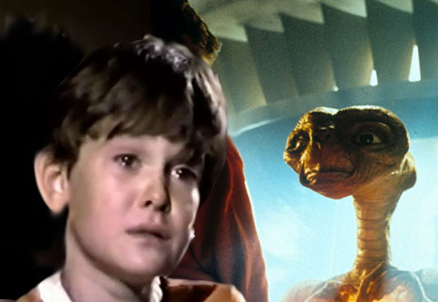 Henry Thomas's amazing audition for ET.