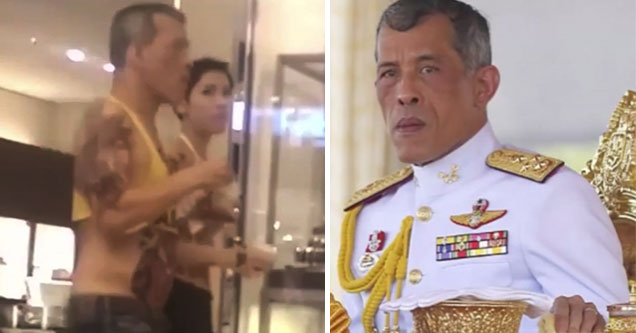 Thailand Threatens To Sue Facebook Over A Video Of Their King In A Crop Top