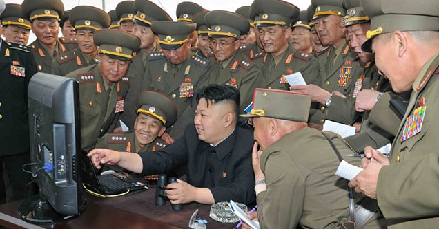 caption contest: kim jun un looking at a computer