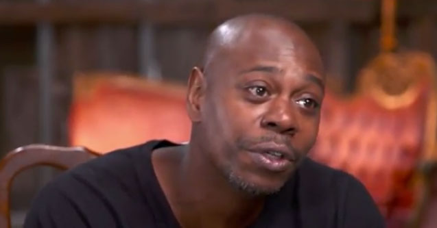 Dave Chappelle Tells A Story About A Baboon To Explain Why He left Show Business