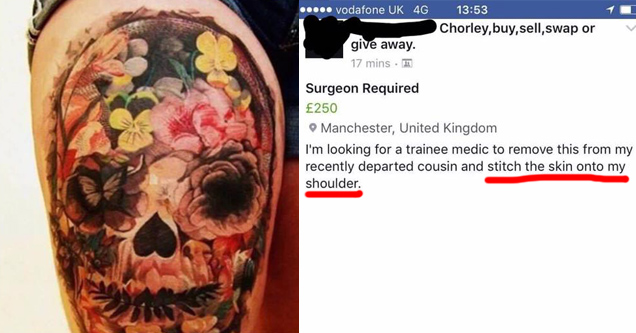 facebook picture of tattoo