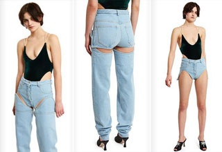 detachable pants are the newest fashion craze