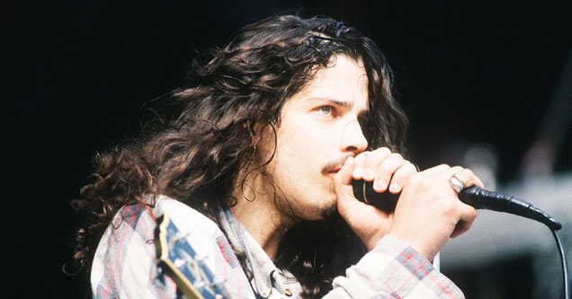 Chris Cornell on Stage - isolated vocal tracks from Black Hole Sun - Thumb
