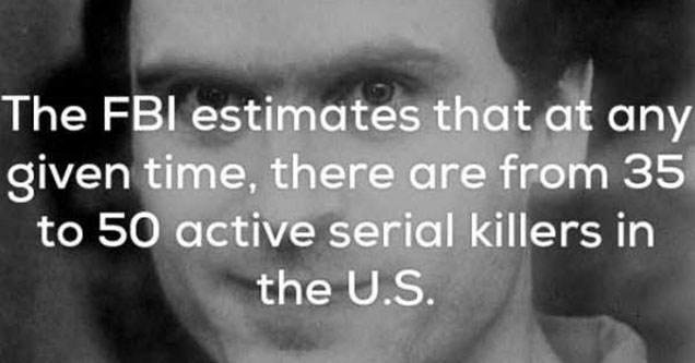 25 really really creepy facts