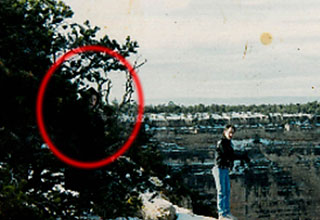 Horrific photos with crazy back stories