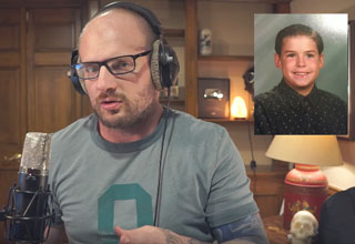 An 11 Year Old Wrote A Rap To His Bully, Mac Lethal Raps It For Him