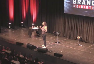 russell brand handles a heckler in the best way