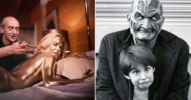 Behind the scenes of some of your favorite movies