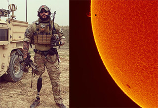 army man and sun pic