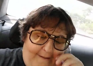 Andy Milonakis Gives Taxi Driver A Nice Tip And Gets Trolled By The Driver