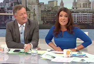 Piers Morgan got owned on his own show