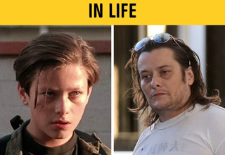 edward fulong in terminator two vs real life