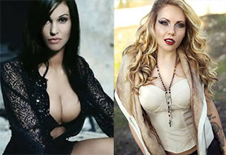 badass female rock singers