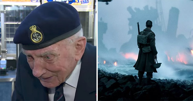 dunkirk veteran sees new movie