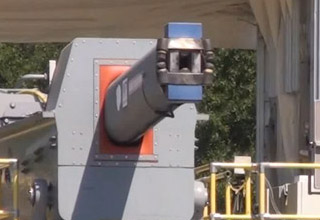 Witness a Successful Test Fire of the Navy's Monster Railgun