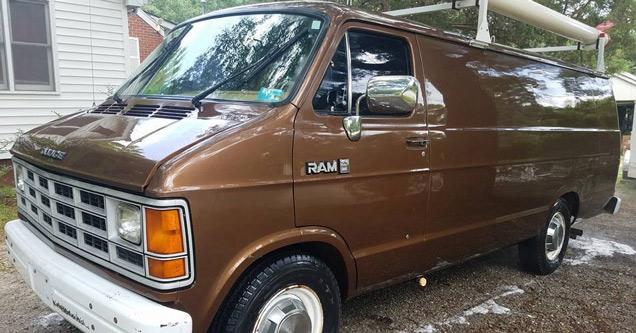 1989 dodge ram 350 fbi surveillance van