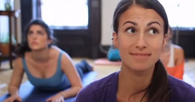 Mother Shares a Story About Everyone's Worst Fear in Yoga Class