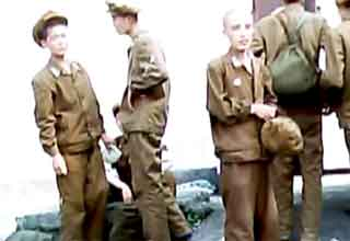 Undercover Footage Of Starving North Korean Soldiers