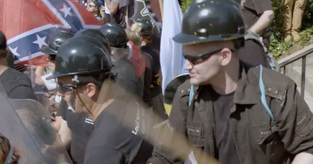 Vice Exposes The Terrifying Truth Behind Charlottesville