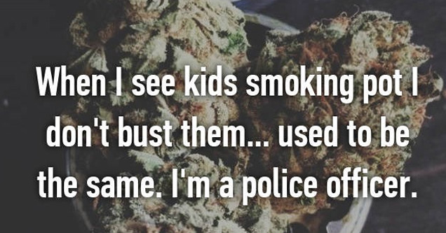 38 Anonymous Confessions From Police Officers That Will Surprise You