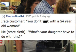 15 of the Most Savage Comebacks People Came Up With On The Spot