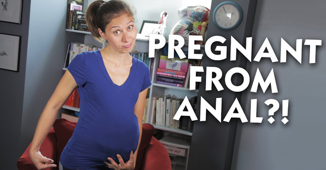 Lady Explains How You Can Get Pregnant From Anal Sex - Wow