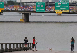 Powerful Images From The Devastating Aftermath of Hurricane Harvey