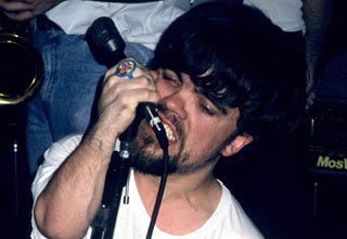 Rare Photos Of Peter Dinklage In His Punk Rock Band Days