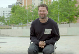 Bam Margera is skating again