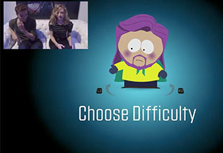 streamers react to the new South Park game's difficulty setting