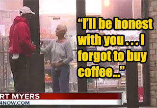 coffee hero we deserve, and need