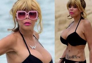 wendy williams in bikini
