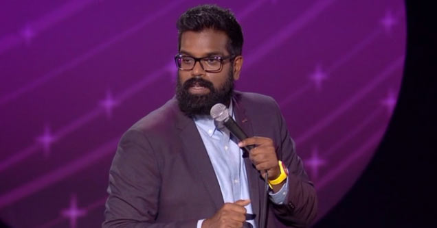 Comedian's Spot-On Observation About Why People Use Facebook