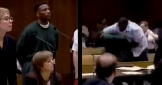 Serial Rapist / Murderer Gets Owned By Victim's Son in Court Room