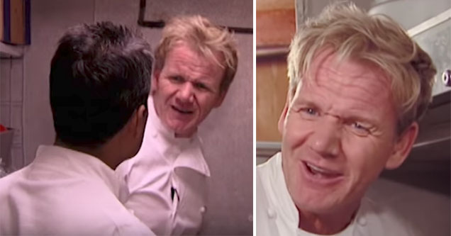 the best gordon Ramsay insults