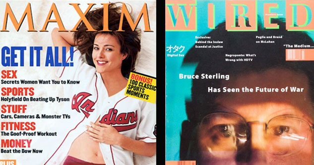 20 Popular Magazines and Their First Issue Covers