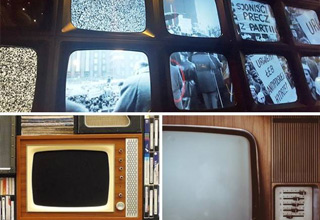 The First TV Sets