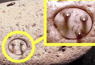 Ancient rock might be proof of ancient aliens