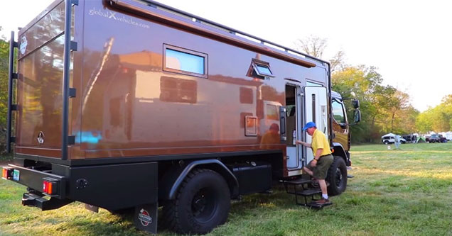 this rv can get you through anything