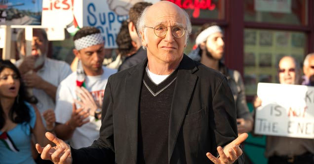 larry david has been right more than once