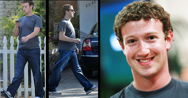 Mark Zuckerberg is not a human and we have proof