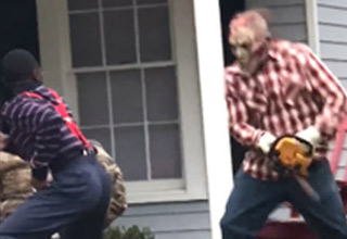 Chainsaw Killer Scare Prank Claims Multiple Victims