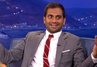 aziz ansari's funny take on marriage