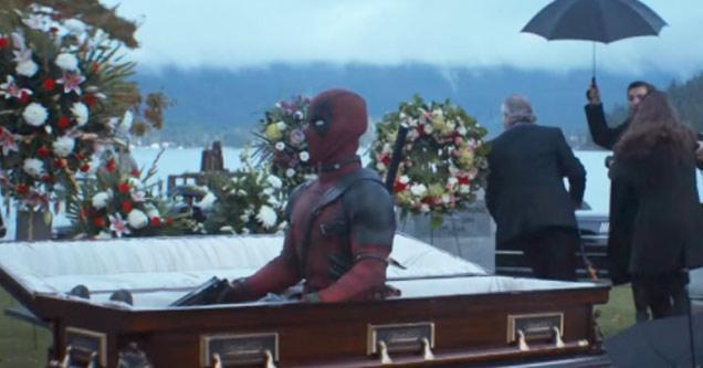 The Deadpool 2 Teaser Trailer Is Hidden In A Bob Ross Tribute